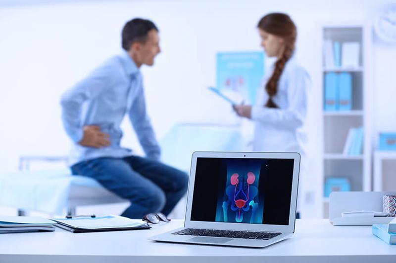 krónikus prosztatagyulladás merevedési zavar