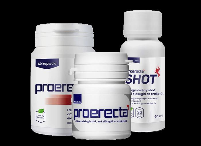 Proerecta LONG - Vitaminokkal a tökéletes erekcióért! - ingyenvidd.hu