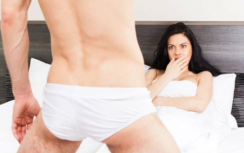 reggeli erekció bizonyítékként