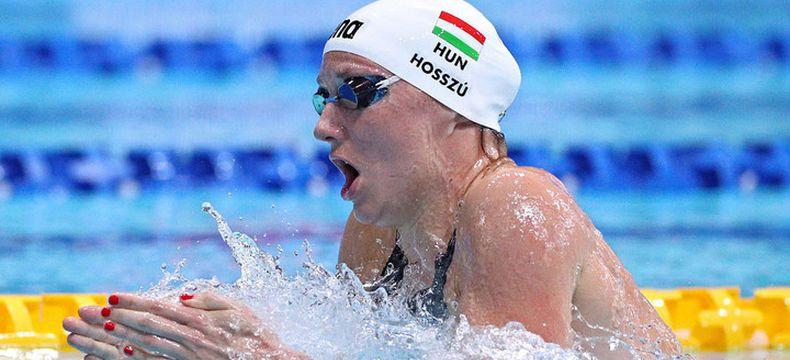 Hosszú Katinka a legértékesebb magyar sportoló | HEOL