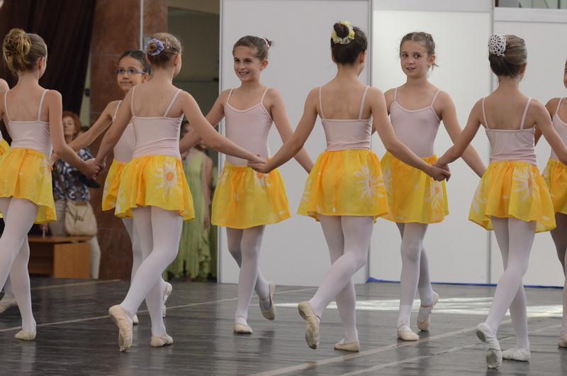 Így készülnek a tánc világnapjára