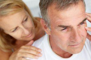 miért nincs 40 évesnél idősebb férfinak merevedése