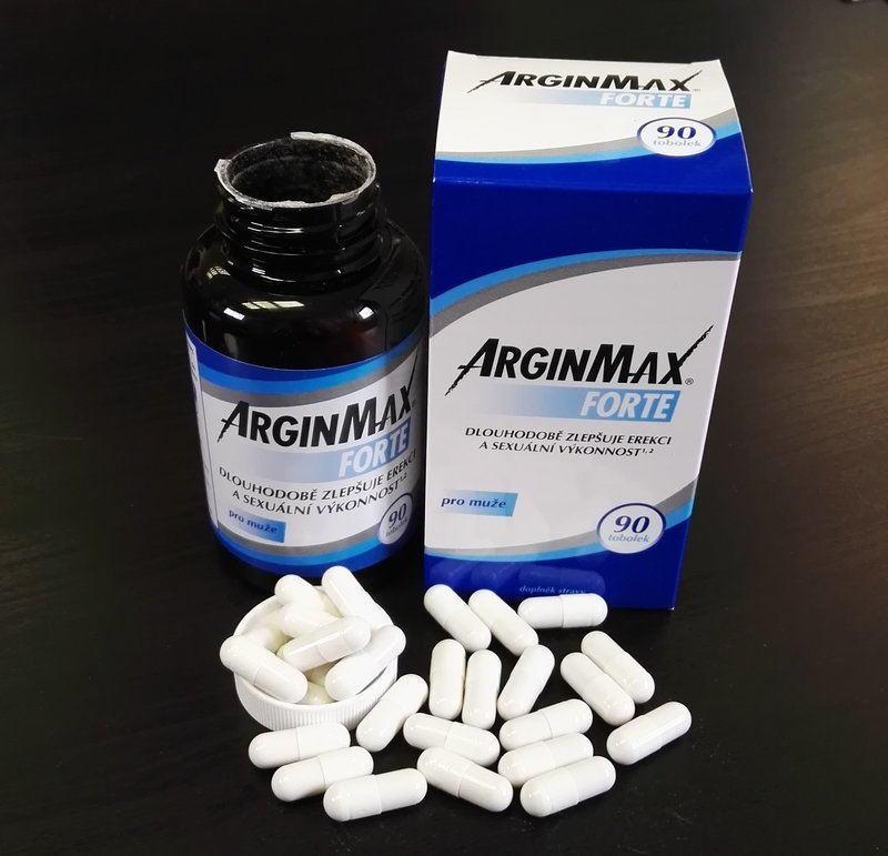 arginin és erekció