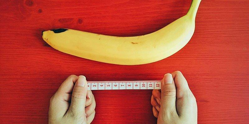Erekcióban mért adat: Ez a nyári gyümölcs növeli a pénisz hosszát