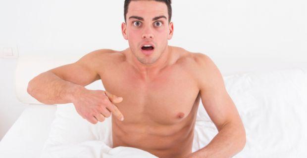 pénisz és annak átmérőjének növekedése erekció során titkot választanak ki