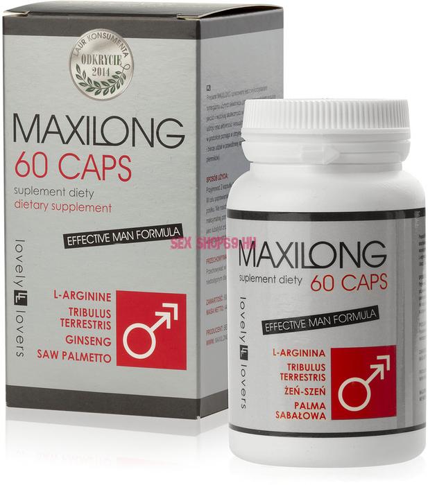 Pénisznövelő kapszulák és pénisznövelő tabletták