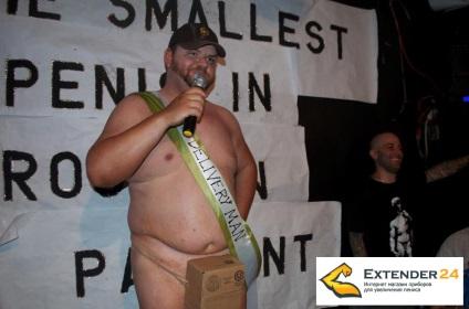a legkisebb pénisz hossza)