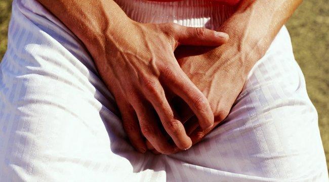 merevedési fájdalom után a végbélnyílásban