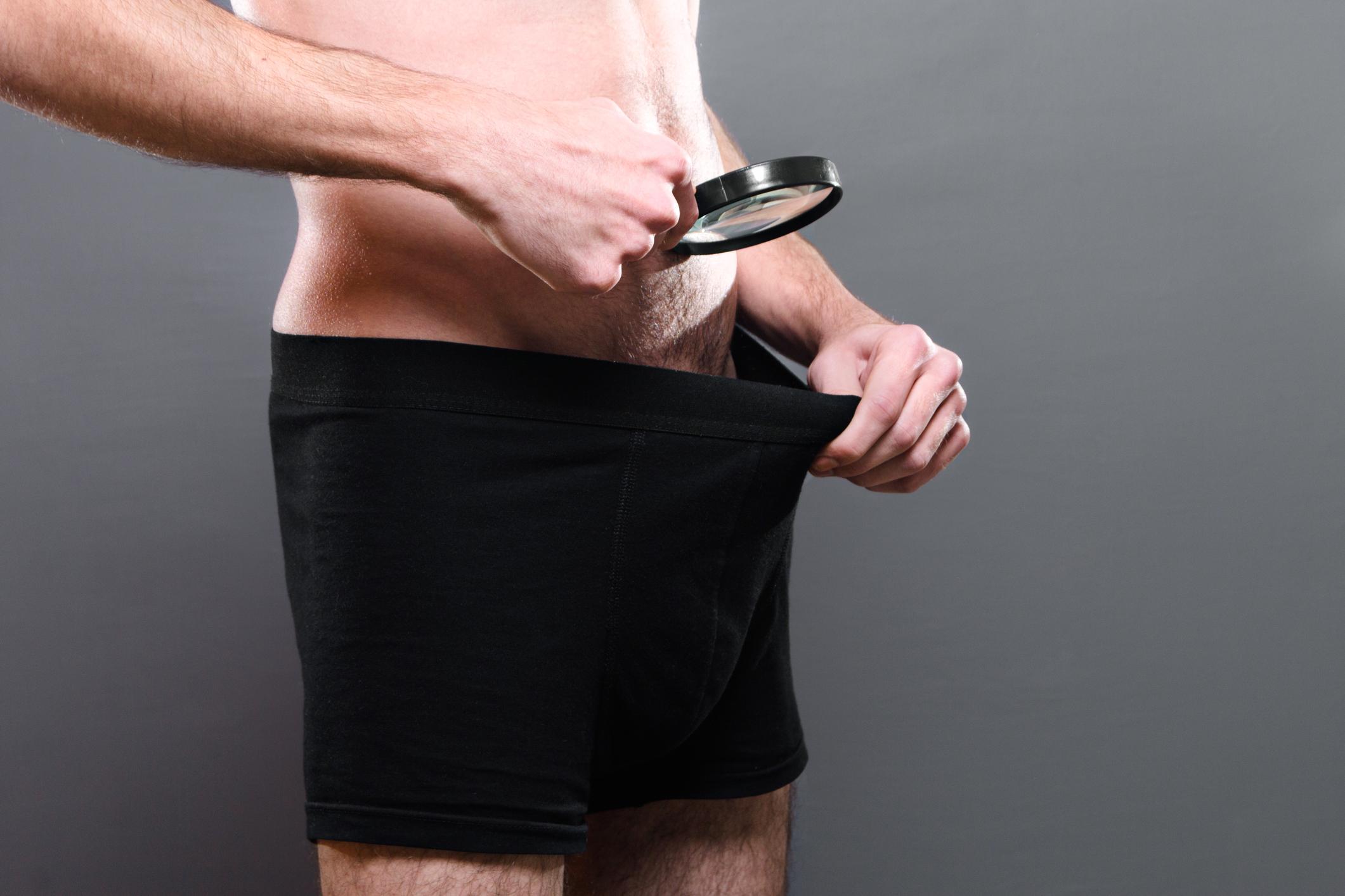 miért lehet egy srácnak kicsi a pénisz