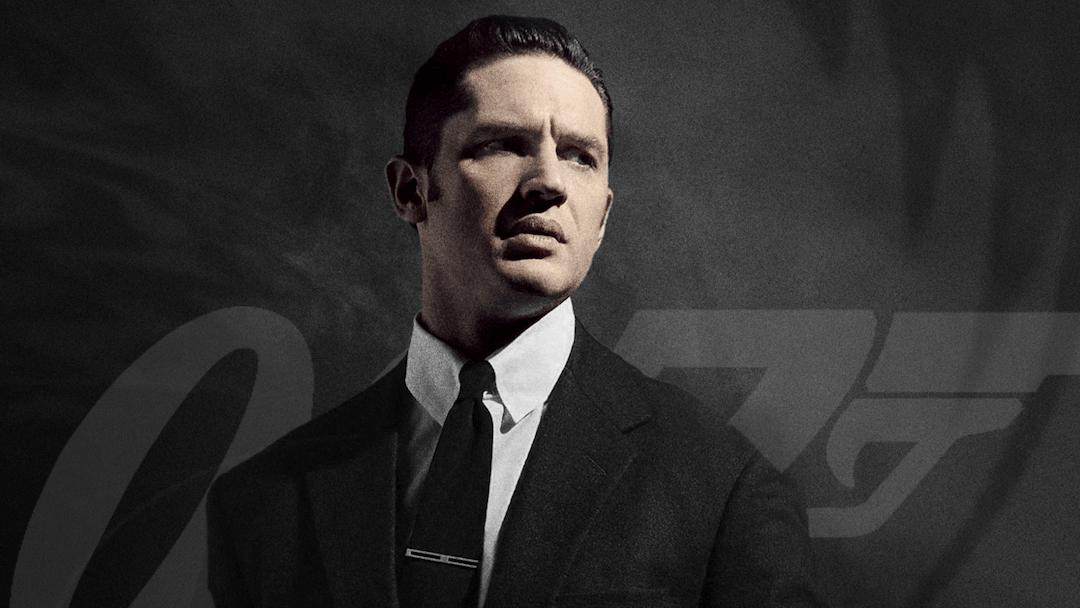 Tom Hardy felismerhetetlen Al Caponeként, és furcsákat ír a szerepről