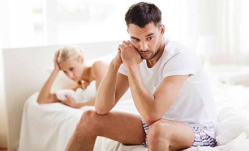 a férfiak erekciójának kezelése)