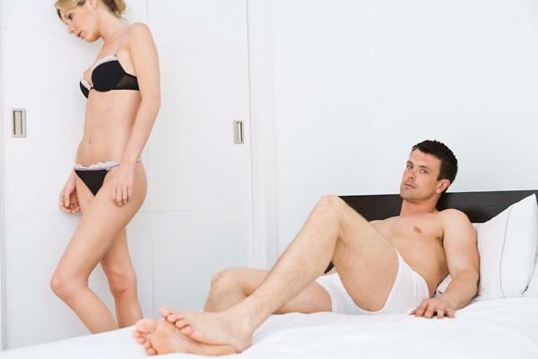 Merevedési zavar: amit a férfiak elhallgatnak