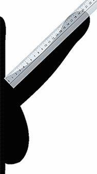 Hogyan kell helyesen megmérni a pénisz hosszát?