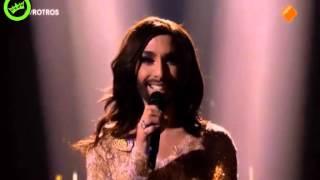 Ünnepel a kontroll társadalma: Conchita Wurst – ingyenvidd.hu