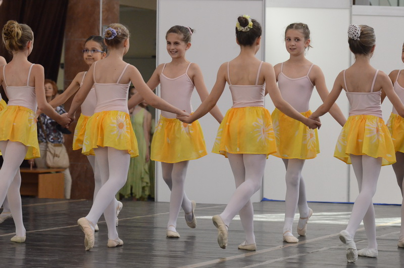 balett felállítása
