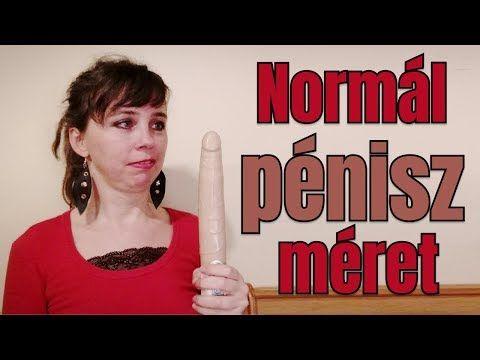 milyen méretű a pénisz)