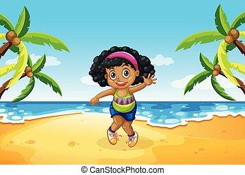 Pózol egy lány tengeri fotózásához. Pózok és ötletek egy tengeri fotózásra